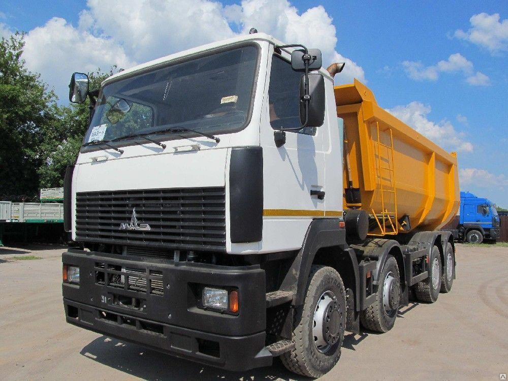 МАЗ 6516В9-481, самосвал
